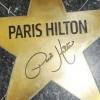 Paris Hilton csillagot kapott