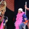 Párjának rúdtáncolt a színpadon Britney