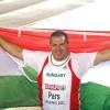 Pars Krisztián megszerezte a negyedik magyar aranyat!