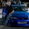 Paul Walker él-hal az autókért