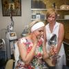 Peller Mariann oxigénterápiával szépül