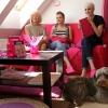 Pink Partyt tartott Tóth Gabi, Lola és Barbee