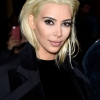 Platinaszőke lett Kim Kardashian