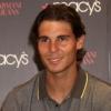 Rafael Nadal az Armani őszi kollekciójában