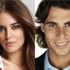 Rafael Nadal és Clara Alonso címlapon