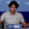 Rafael Nadal rosszul lett a sajtótájékoztatón