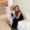 Reese Witherspoon és Jennifer Aniston újra előadták kedvenc Jóbarátok jelenetüket