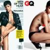 Rihanna ismét lenge öltözetben állt modellt