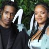 Rihanna elvitte A$AP Rockyt, exe, Drake egyik bulijára