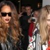 Rihanna és Cara Delevingne közös luxusnyaralásra készül