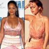 Rihanna és Emilia Clarke ugyanabban a ruhában! Melyiküknek áll jobban?
