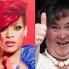 Rihanna és Susan Boyle duettet terveznek