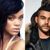 Rihanna lepattintotta The Weekndet