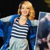 Rihanna majdnem összeesett részegen — videó