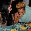 Rihanna nem bírja Katy Perry zenéjét?