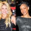 Rihannával áll össze Shakira