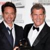 Robert Downey Jr. megvédte Mel Gibsont