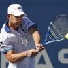 Andy Roddick könnyedén vette az első fordulót