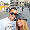 Római vakáció — Dukai Regina módjára
