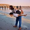 Romantikus képek készültek Noah Centineóról és Alisha Boe-ról