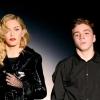 Botrány! Tinédzser fiával alkoholizál Madonna