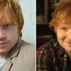 Rupert Grintet rendszeresen összetévesztik Ed Sheerannal