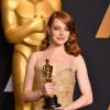 Ryan Gosling hasonmása Emma Stone-t hívta partnerének a szalagavatójára – így reagált a színésznő