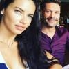 Ryan Seacresttel randizik Adriana Lima