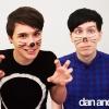 Saját applikációval rukkolt elő Dan és Phil