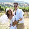 Sarah Hyland és Wells Adams  elmaradt esküvőjük helyszínén bolondozott