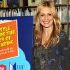 Sarah Michelle Gellar gyerekkönyvet ír?