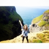 Sasha Pieterse Írországban nyaralt