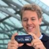 Sebastian Vettel magyarul beszél!