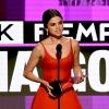 Selena Gomez megható beszédet mondott az American Music Awardson