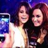 Selena Demi Lovatóval töltötte a szilvesztert