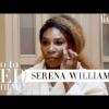 Serena Williams esti rutinja meglepően egyszerű