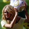 Shakira a spanyoloknak szurkol a VB-döntőn