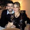 Shakira gömbölyödő pocakkal pózol