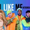 Shakira összeállt a Black Eyed Peasszel: Itt a Girl Like Me!