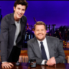 Shawn Mendes a Late Late Show vendége volt