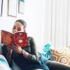 Sheldry Sáez olvasásra buzdítja a fiatalokat