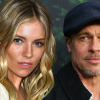 Sienna Millerrel vigasztalódik Brad Pitt