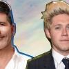 Simon Cowell beszólt Niall Horan helyezésére a slágerlistán