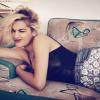 Smink nélkül is gyönyörű! Így néz ki festetlenül Rita Ora