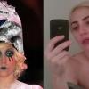 Smink nélkül pózol Lady Gaga