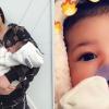 Sokkoló ok miatt letörölte kislányáról a képeket Kylie Jenner