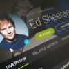 Spotify-rekordot döntött Ed Sheeran