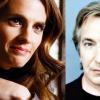 Stana Katić és Alan Rickman egy filmben játszik
