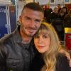 Stevie Nicks bevallotta, odavan David Beckhamért