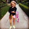 Súlyos balesetet szenvedett Britney Spears nyolcéves unokahúga